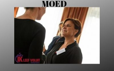 """Het woord """"MOED"""" was voor mij!"""